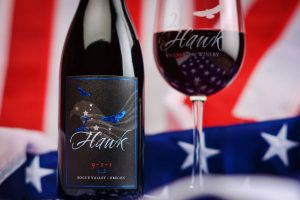 2Hawk Vineyard and Winery 9-1-1 c.2 Wine Release Almeda Fire Fundraiser
