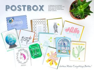 Postmark'd Studio Assorted Cards